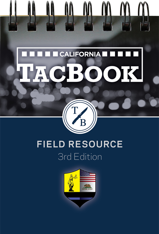 Tacbook USA field guide that you need in the field and