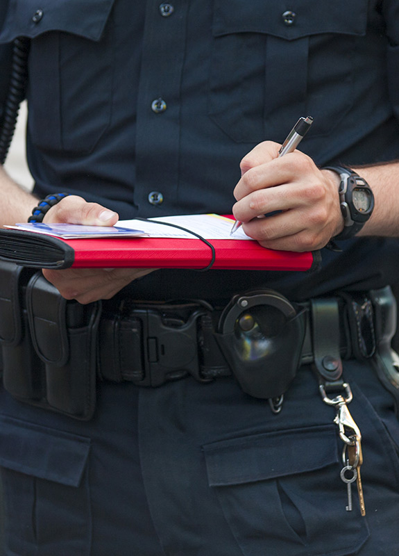 The TacBook is the best quick-reference guide for law enforcement in the US
